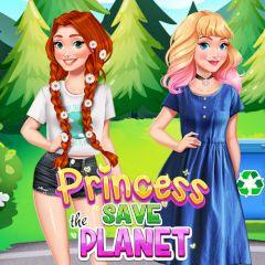 Princess Save the Planet