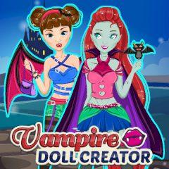 Vampire Doll Creator