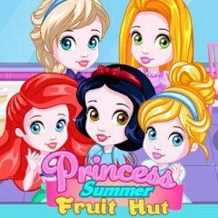 Princess Summer Fruit Hut