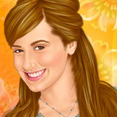Ashley Tisdale Makeup