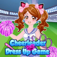 Cheerleader Dress up