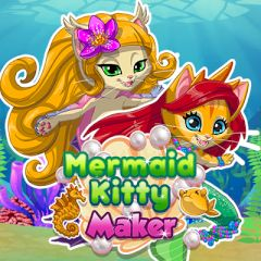 Mermaid Kitty Maker