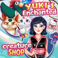 Yuki's Enchanted Creature Shop