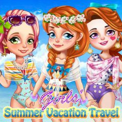 Girls' Summer Vacation Travel