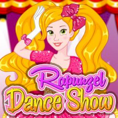 Rapunzel Dance Show