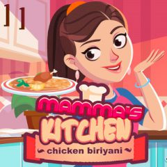 Mamma's Kitchen Chicken Biryani