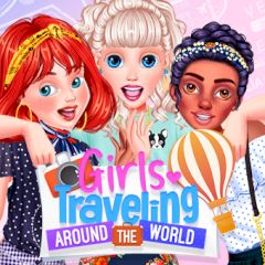 Girls Traveling Around the World