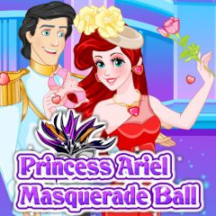 Princess Ariel Masquerade Ball
