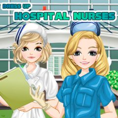 Dress up Hospital Nurses
