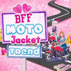 BFFs Moto Jacket Trend