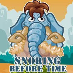 Snoring before Time