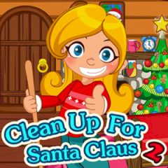 Clean up for Santa Claus 2