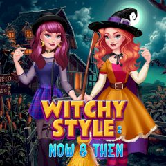 Witchy Style: Now & Then