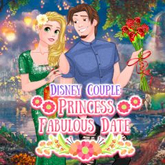 Disney Couple: Princess Fabulous Date
