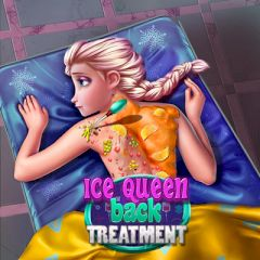 Ice Queen Back Treatment