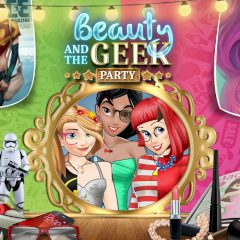 Beauty and the Geek Party
