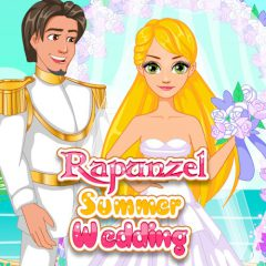 Rapunzel Summer Wedding