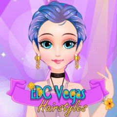 EDC Vegas Hairstyles