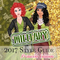 2017 Style Guide Princess Edition: Military