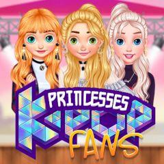 Princesses Kpop Fans