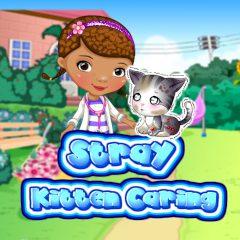Doc McStuffins: Stray Kitten Caring