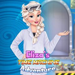 Eliza's Time Machine Adventure