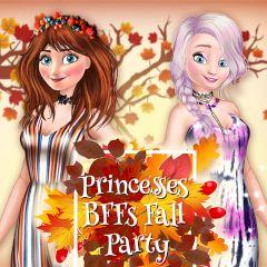 Princesses BFFs Fall Party
