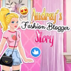 Audrey's Fashion Blogger Story