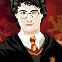 Harry Potter's Make up