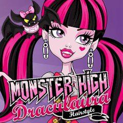 Monster High Draculaura Hairstyle