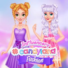 Influencers #CandyLand Fashion