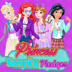 Princess Sorority Pledges