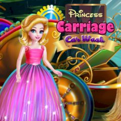 Princess Carriage Car Wash