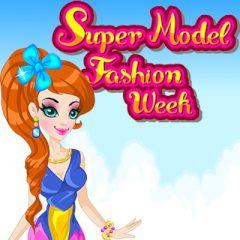 Super Model Fashion Week
