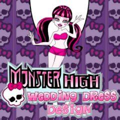 Monster High Wedding Dress Design