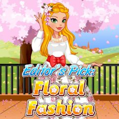 Editor's Pick: Floral Fashion