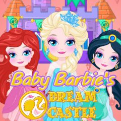 Baby Barbie's Dream Castle