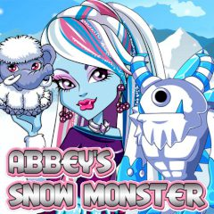 Abbey's Snow Monster