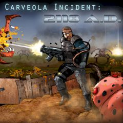 Carveola Incident: 2118 A.D.