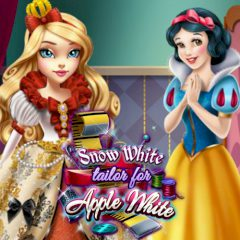 Snow White Tailor for Apple White