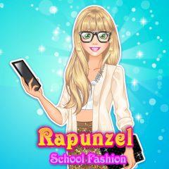 Rapunzel School Fashion