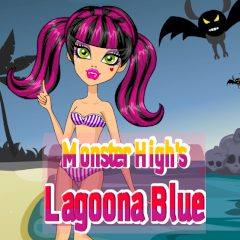 Monster High's Lagoona Blue