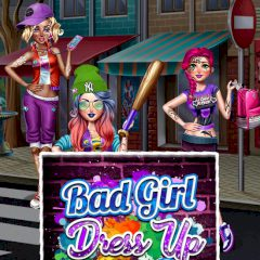 Bad Girl Dress up