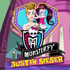Monsterfy Justin Bieber