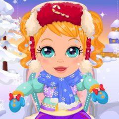Baby Snow Date Prep