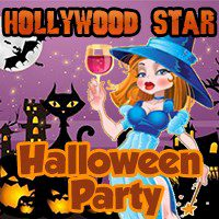 Hollywood Star Halloween Party