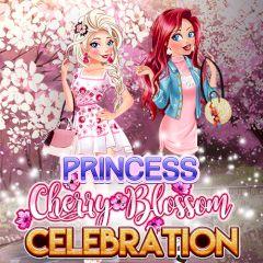 Princess Cherry Blossom Celebration