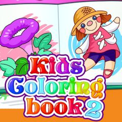 Kids Coloring Book 2