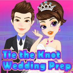 Tie the Knot Wedding Prep