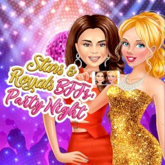Stars & Royals BFFs: Party Night